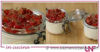 Barattolini crema chantilly e fragole, ricette dolci Benedetta Rossi - Ultime Notizie Flash