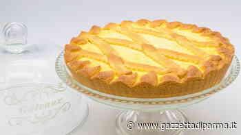 Torta crema di semolino e cioccolato fondente - Gazzetta di Parma