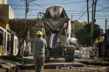Realizaron operativo integral de limpieza en Ezpeleta y bacheo en Bernal - Perspectiva Sur