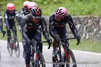 Egan Bernal y Daniel Martínez en la estelar nómina del INEOS Grenadiers para la Clásica San Sebastián - Revista Mundo Ciclistico