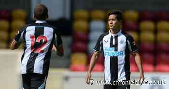 Japanese side could have provided Newcastle United a Yoshinori Muto solution