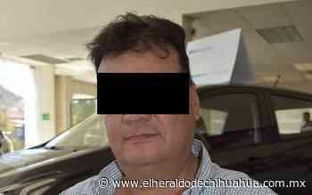 Sale libre el exduartista Otto V., tras ganar amparo - El Heraldo de Chihuahua