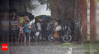 Rainfall 7% below normal in July: IMD