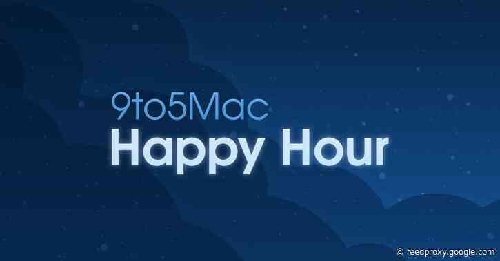 9to5Mac Happy Hour 340: Always-on display for iPhone 13, iOS 15 beta 4 Safari changes, new Pro Display XDR rumors