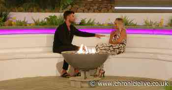 Liam grovels to Millie on Love Island after cheating exposed
