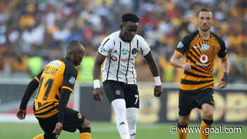 Carling Black Label Cup: Mhango, Lorch drafted into Orlando Pirates starting XI vs Kaizer Chiefs