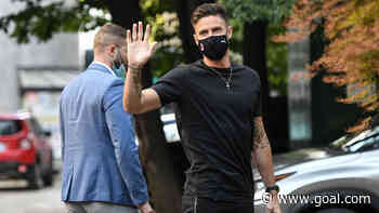 Giroud scores four minutes into AC Milan debut following €2m transfer from Chelsea
