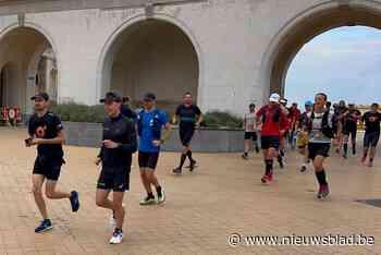 """Ultraloper vertrokken voor twee marathons per dag: """"Ik wil jongeren motiveren en inspireren om in beweging te komen"""""""