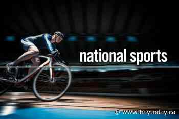 CP NewsAlert: Canadian sprinter Andre De Grasse wins bronze in men's 100