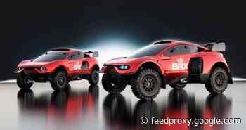 Prodrive Hunter T1+ to take part in Dakar 2022