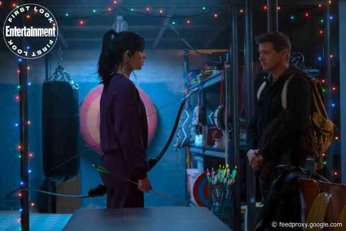 Marvel Hawkeye TV series premiers November 24th on Disney+