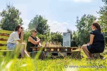Fietsend, wandelend en weer fietsend het Tieltse platteland door - Het Nieuwsblad
