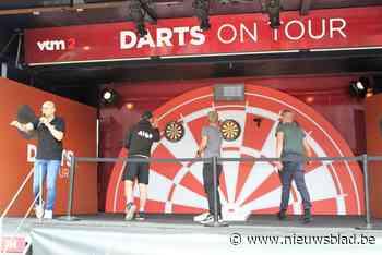 Speler uit Lille wint Darts on Tour in Lier
