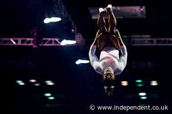 Simone Biles: Soaring and stumbling in search of a safe landing