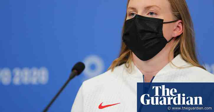 Certain countries 'should not be here', says US swimmer Lilly King – video
