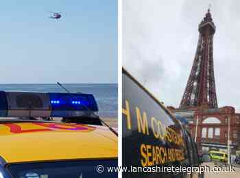 22-year-old Blackpool man dies after jumping in sea to save stranger's life