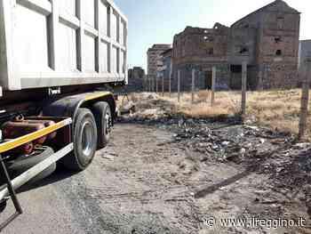 Gioia Tauro, proseguono le operazioni di raccolta rifiuti in città - Il Reggino