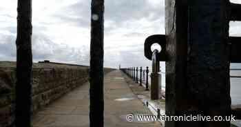 Tyneside piers closed off due to anti-social behaviour