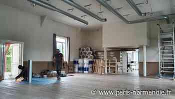 Entre Fécamp et Le Havre, à Annouville-Vilmesnil, une salle des fêtes en rénovation - Paris-Normandie