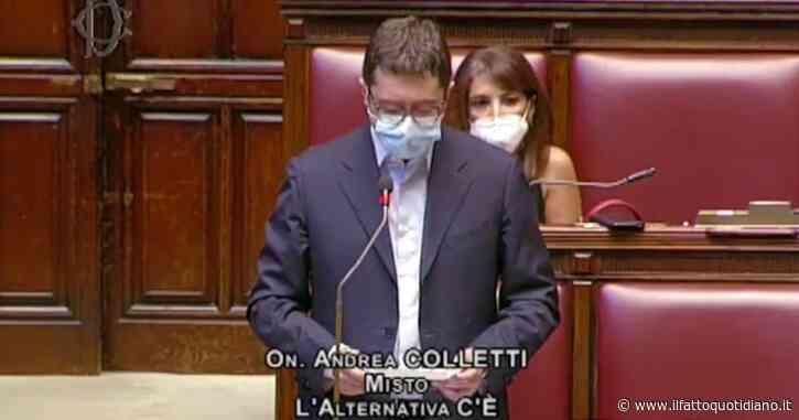 """Riforma della giustizia, l'appello dell'ex Colletti ai deputati del M5S: """"Non accettate le minacce di espulsione"""". Poi il coro """"Onestà, onestà"""""""