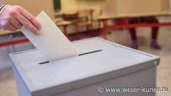 Kommunalwahl in Lilienthal: 69 Kandidaten für den Gemeinderat - WESER-KURIER - WESER-KURIER