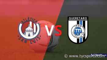 Atl. de San Luis recibirá a Querétaro por la fecha 2 - TyC Sports