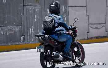 Operativo especial vs Motociclistas en SLP - El Sol de San Luis