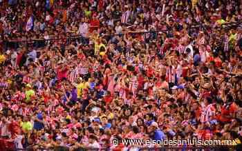 Se autoriza afición para el partido del San Luis - Querétaro - El Sol de San Luis