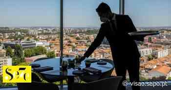 Auge, no Porto: Boa comida com a cidade aos pés - Visão