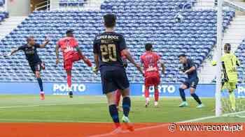 FC Porto-Lyon, 5-3: poder de explosão corrigiu abébias - Record