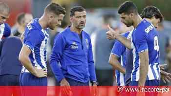 Confiança congela compras do FC Porto: avaliação positiva da pré-época - Record