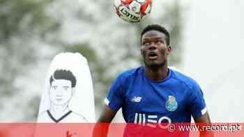 FC Porto deseja boa sorte a Loum no Alavés - Record