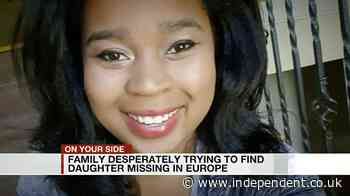 Alabama woman found two years after going missing in Europe