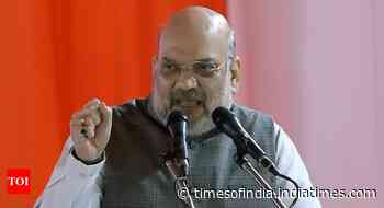 Amit Shah accuses previous UP govts of neglecting development of Hindu religious centres