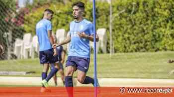 Vitinha quer afirmar-se no FC Porto: «É um jogador que me enche a vista» - Record