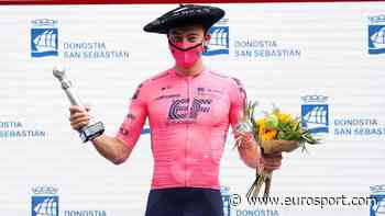Cycling news - Neilson Powless sprints to Clasica Cicliste San Sebastian victory for EF Education-Nippo - Eurosport COM