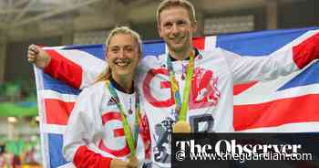 Jason and Laura Kenny: cycling's golden couple out to shine in Tokyo - The Guardian