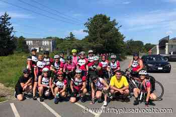Women's cycling group traverses Massachusetts during four-day trek - fiftyplusadvocate