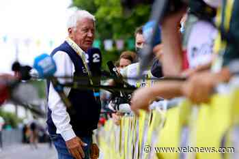 Cycling world condemns Patrick Lefevere's comments about mental weakness - VeloNews
