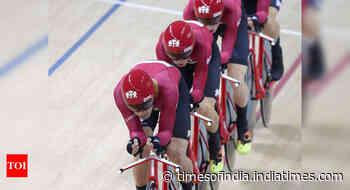 Tokyo Olympics 2020: Britain's track cycling domination over, says world champion Rasmus Pedersen - Times of India