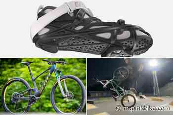 Slack Randoms: $1900 Cycling Shoes, Blue Olympic Forks & More - Pinkbike.com