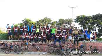 Cycling league in Hyderabad helps enthusiasts rediscover themselves amid pandemic - The Indian Express