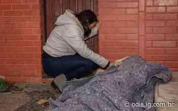Abrigo temporário recebe moradores em situação de rua em Arraial do Cabo - O Dia