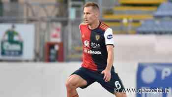 Cagliari, brutta botta: Marko Rog si rompe di nuovo il legamento