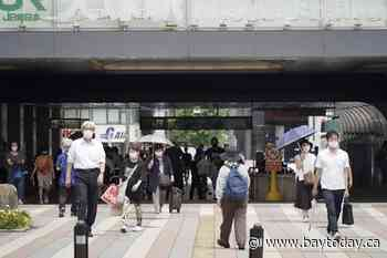 WORLD: Japan expands virus emergency after record spikes amid Games