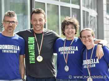 Da Arona a Lecco e Lodi passando perLedro, ecco le prove su pista di Iron Biella FOTO - newsbiella.it