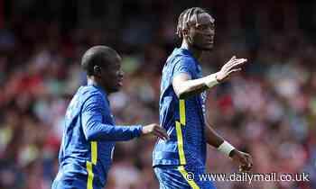 Arsenal 1-2 Chelsea: Gunners target Tammy Abraham nets winner in pre-season victory