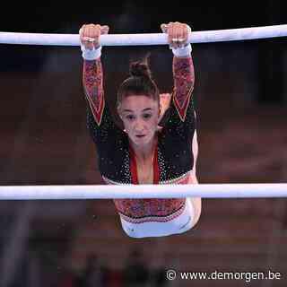 Turngoud, de mooiste medaille uit de Belgische sportgeschiedenis