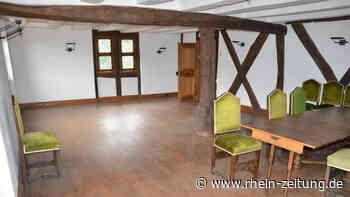 Römer 2-4-6 in Limburg: Haus wird Ausstellungsort fürs Fachwerk - Rhein-Zeitung
