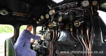 In pictures: The world famous Flying Scotsman at Locomotion in County Durham